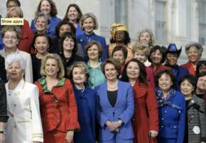 Female politicians